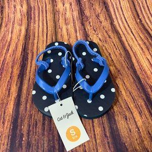 3pair Flip Flop Sandals 12$